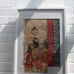 Corninna O'Brien at Charlotte de Lorreinen gallery (2)